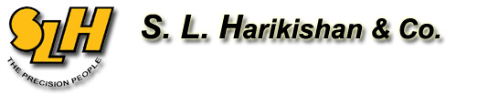 Welcome to S. L. Harikishan & Co.